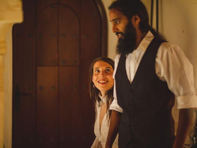 La boda de Dienesh y Astrid en Facinas, Cádiz 26