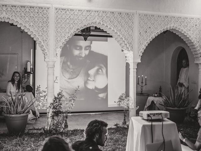 La boda de Dienesh y Astrid en Facinas, Cádiz 27