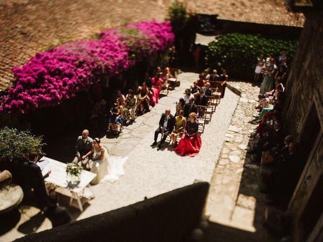 La boda de Diego y Leticia en Paio (Oza Dos Rios), A Coruña 2