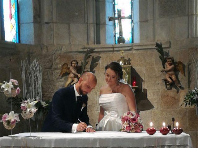 La boda de Fulvio y Raquel en Bergondo, A Coruña 4
