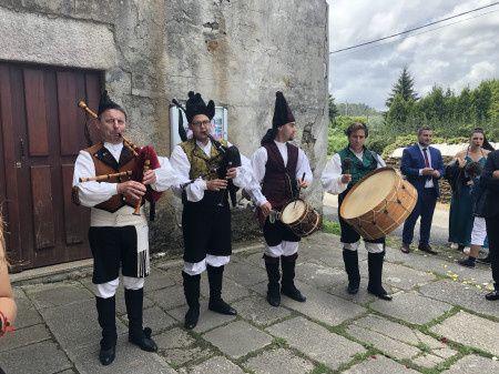 La boda de Fulvio y Raquel en Bergondo, A Coruña 5