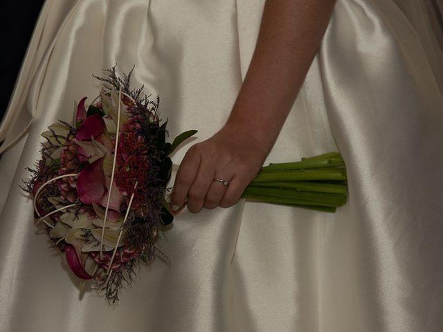 La boda de Fulvio y Raquel en Bergondo, A Coruña 1