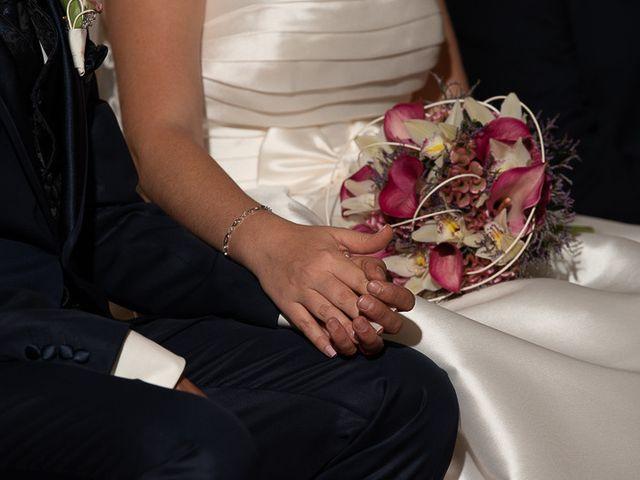 La boda de Fulvio y Raquel en Bergondo, A Coruña 10