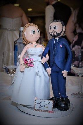 La boda de Fulvio y Raquel en Bergondo, A Coruña 11