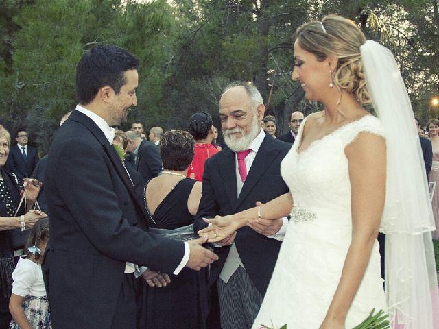 La boda de Miguel Ángel y Diana en Valencia, Valencia 11