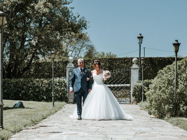 La boda de Jose Antonio y Vanesa en Lugo, Lugo 16