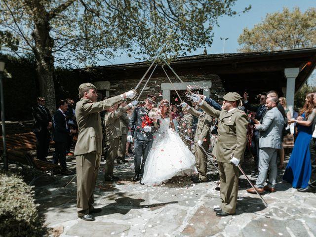 La boda de Jose Antonio y Vanesa en Lugo, Lugo 20
