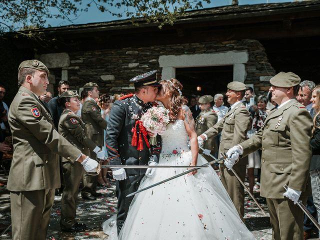 La boda de Jose Antonio y Vanesa en Lugo, Lugo 21