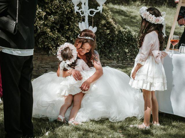 La boda de Jose Antonio y Vanesa en Lugo, Lugo 22