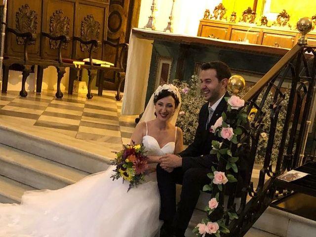 La boda de Eva y Adrián en San Roque, Cádiz 1