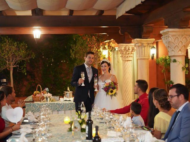 La boda de Eva y Adrián en San Roque, Cádiz 2
