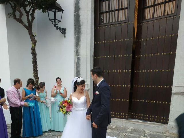 La boda de Eva y Adrián en San Roque, Cádiz 4