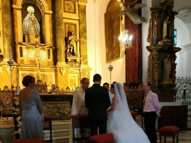 La boda de Eva y Adrián en San Roque, Cádiz 5
