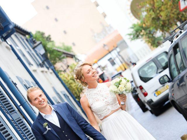 La boda de Per y Christina en Torreguadiaro, Cádiz 4