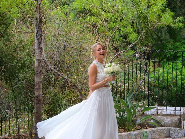 La boda de Per y Christina en Torreguadiaro, Cádiz 6