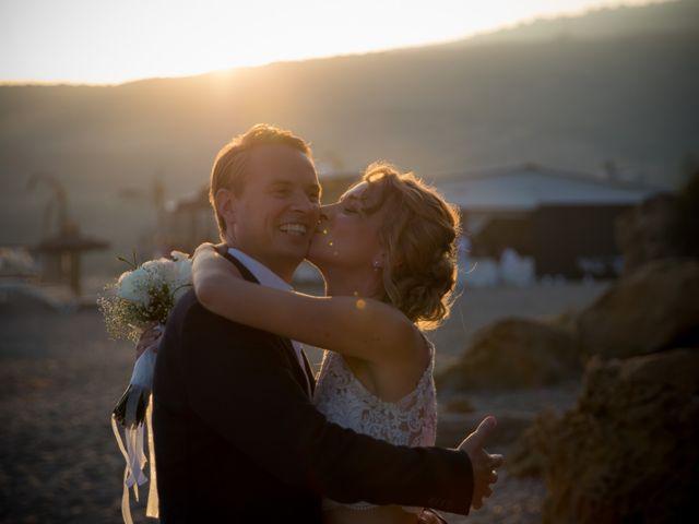 La boda de Per y Christina en Torreguadiaro, Cádiz 9