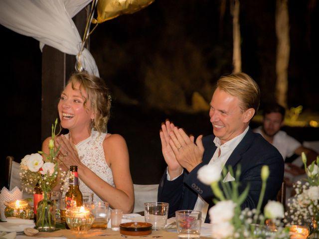 La boda de Per y Christina en Torreguadiaro, Cádiz 11