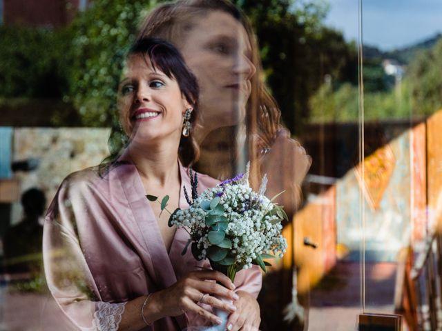La boda de Ibai y Judit en Sant Fost De Campsentelles, Barcelona 7