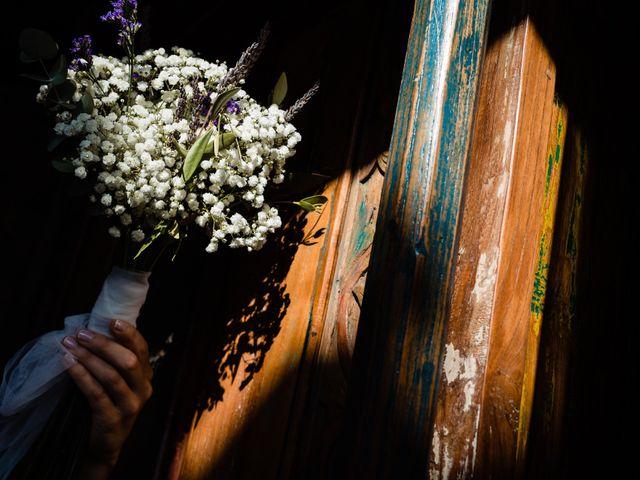 La boda de Ibai y Judit en Sant Fost De Campsentelles, Barcelona 8