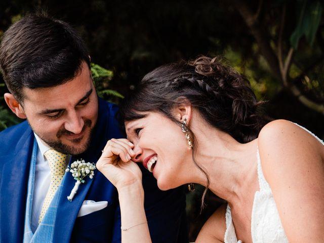 La boda de Ibai y Judit en Sant Fost De Campsentelles, Barcelona 18
