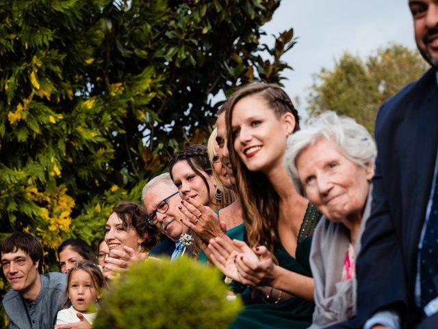 La boda de Ibai y Judit en Sant Fost De Campsentelles, Barcelona 19