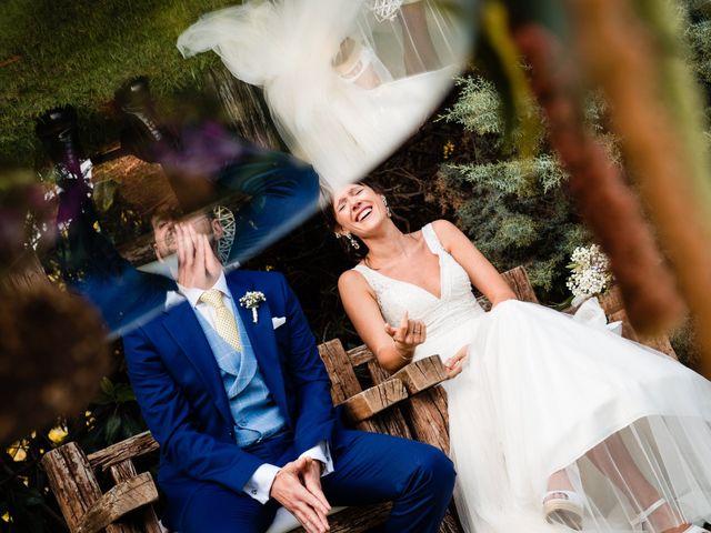 La boda de Ibai y Judit en Sant Fost De Campsentelles, Barcelona 20
