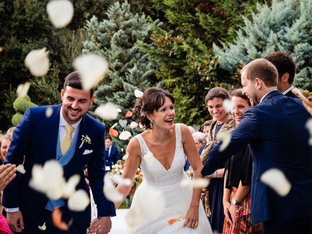 La boda de Ibai y Judit en Sant Fost De Campsentelles, Barcelona 21