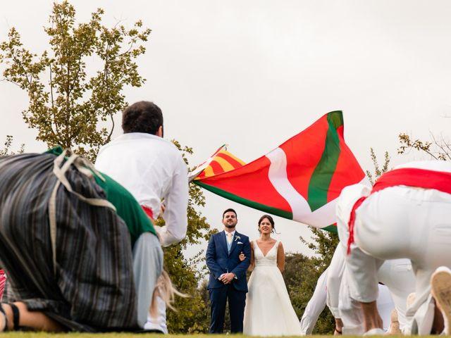 La boda de Ibai y Judit en Sant Fost De Campsentelles, Barcelona 22