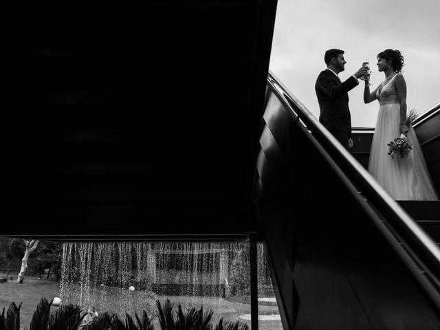 La boda de Ibai y Judit en Sant Fost De Campsentelles, Barcelona 23