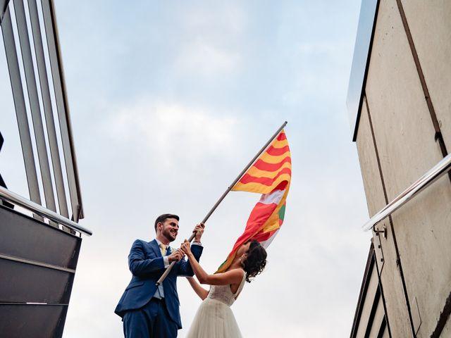 La boda de Ibai y Judit en Sant Fost De Campsentelles, Barcelona 24