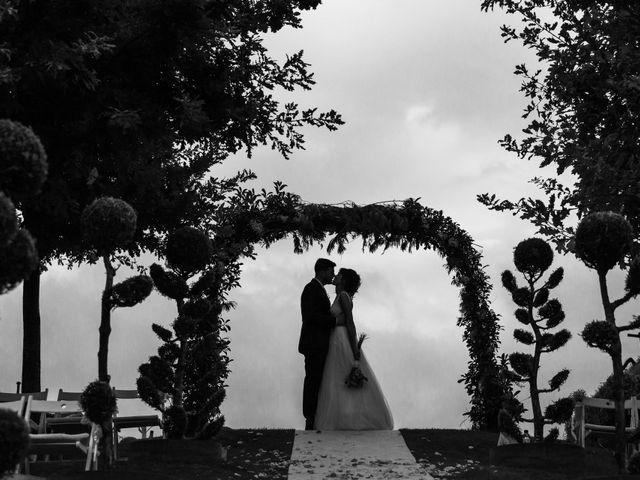 La boda de Ibai y Judit en Sant Fost De Campsentelles, Barcelona 25