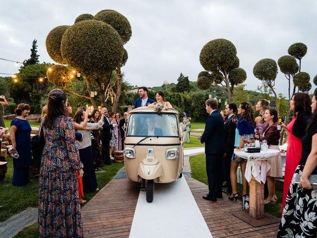 La boda de Ibai y Judit en Sant Fost De Campsentelles, Barcelona 27