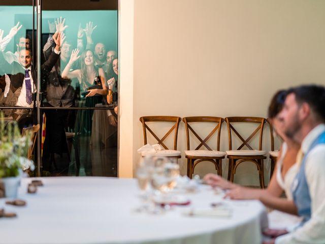 La boda de Ibai y Judit en Sant Fost De Campsentelles, Barcelona 30