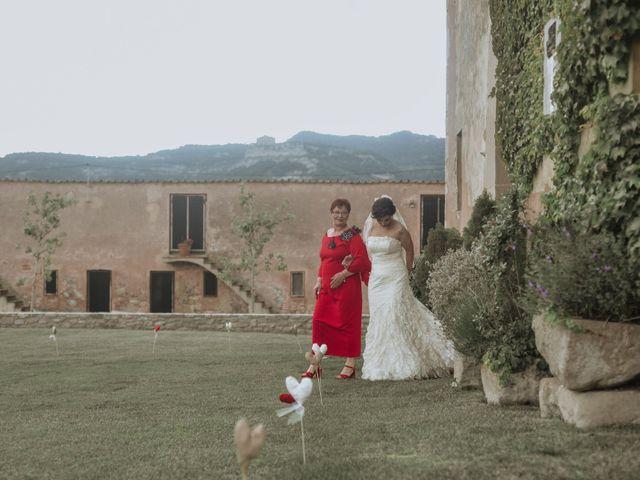 La boda de Dani y Eli en Centelles, Barcelona 15