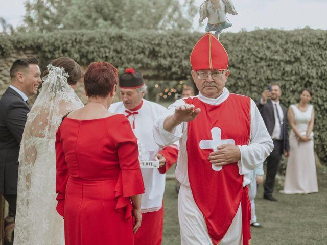 La boda de Dani y Eli en Centelles, Barcelona 19