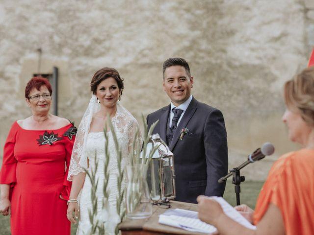 La boda de Dani y Eli en Centelles, Barcelona 21