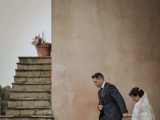 La boda de Dani y Eli en Centelles, Barcelona 33