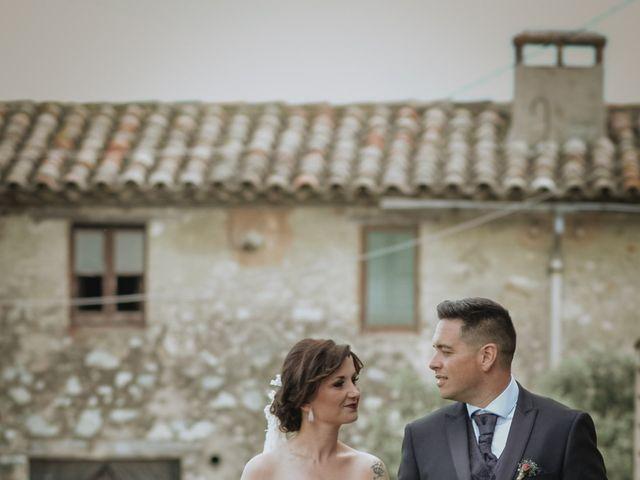 La boda de Dani y Eli en Centelles, Barcelona 37