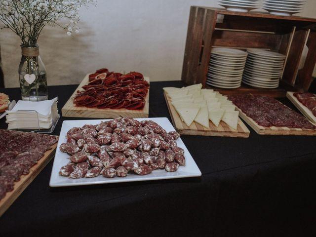 La boda de Dani y Eli en Centelles, Barcelona 46
