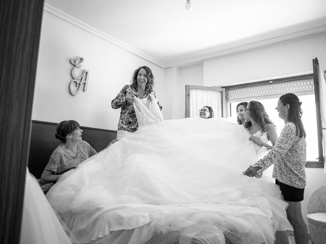 La boda de Lucía y Rubén en Estollo, La Rioja 3