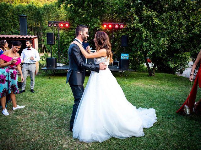 La boda de Lucía y Rubén en Estollo, La Rioja 17