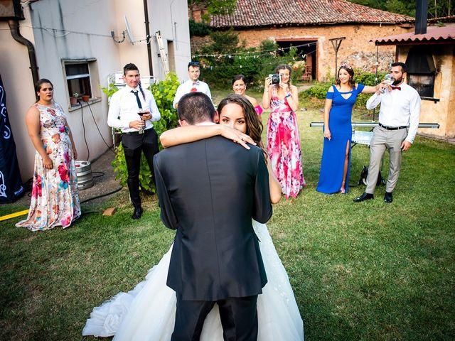 La boda de Lucía y Rubén en Estollo, La Rioja 19
