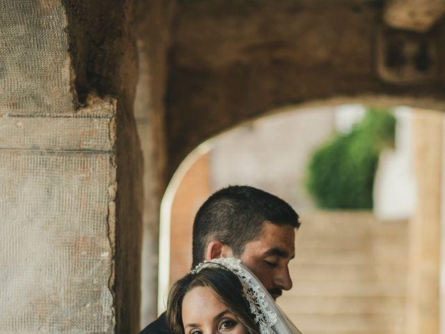 La boda de Lucía y Rubén en Estollo, La Rioja 22