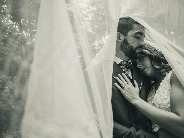 La boda de Rubén y Lucía