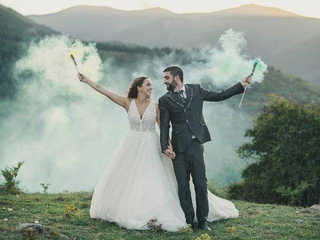 La boda de Lucía y Rubén en Estollo, La Rioja 27
