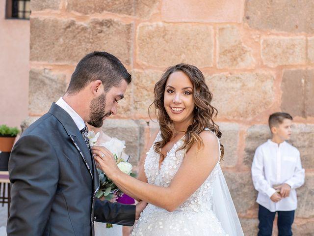 La boda de Lucía y Rubén en Estollo, La Rioja 31