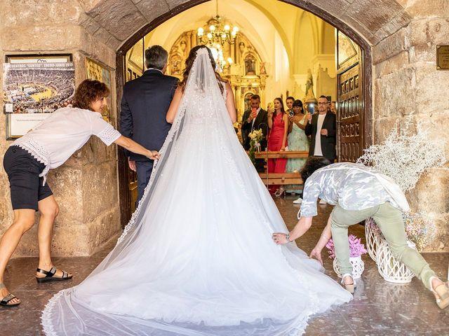 La boda de Lucía y Rubén en Estollo, La Rioja 32