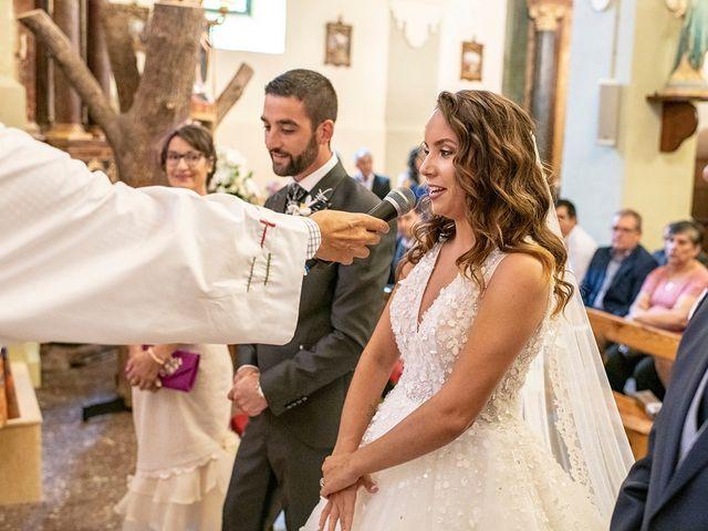 La boda de Lucía y Rubén en Estollo, La Rioja 33