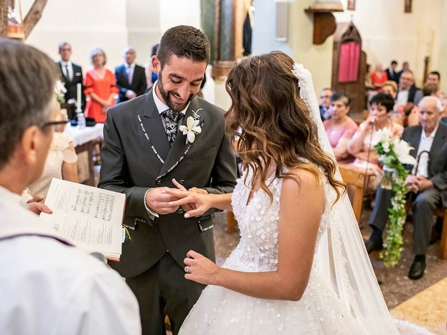 La boda de Lucía y Rubén en Estollo, La Rioja 34