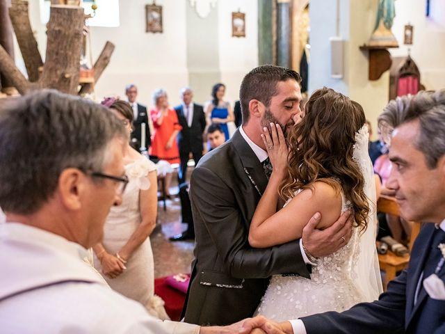 La boda de Lucía y Rubén en Estollo, La Rioja 35